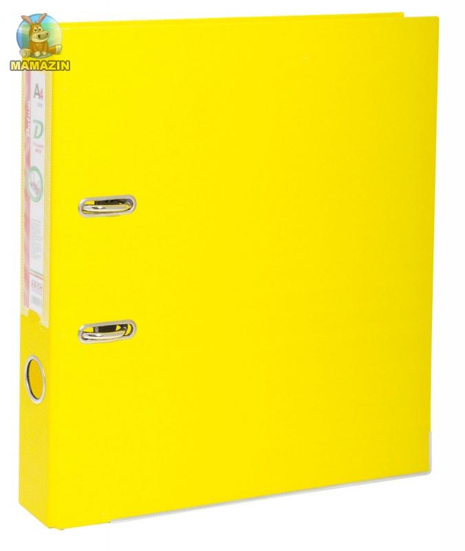 Сегрегатор люкс А4/5 см желтый