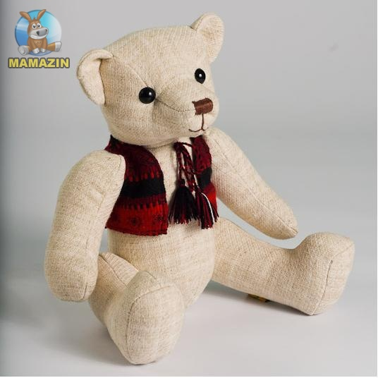 Мягкая игрушка Мишка Захарко