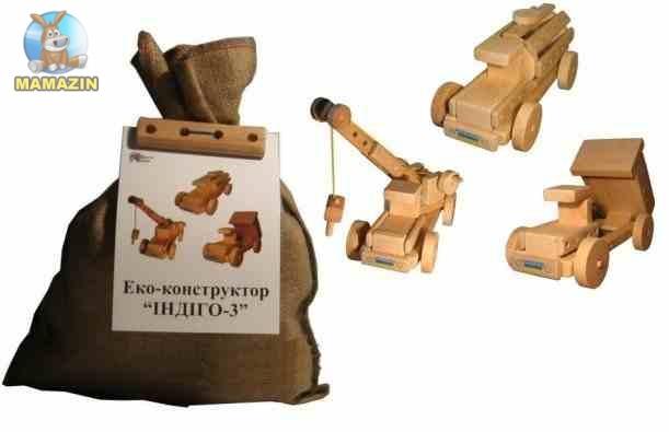 """Эко-конструктор """"Индиго-3"""