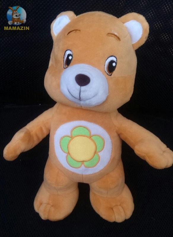 Мишка Веселун 5, коричневый, 30см