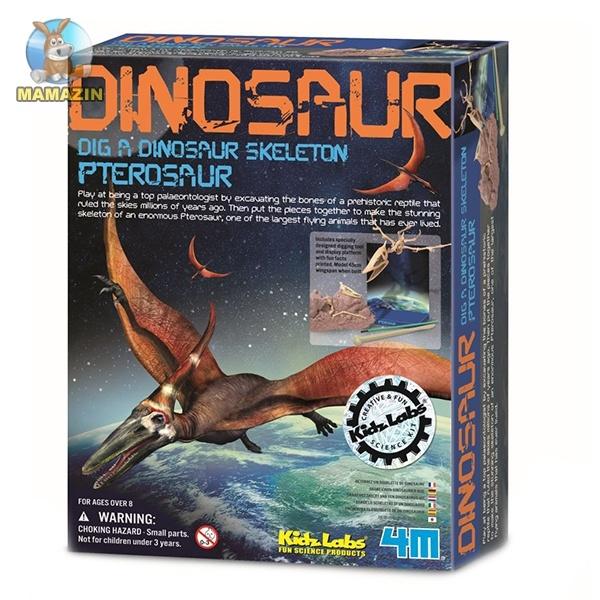 """Археологичекие раскопки """"Птерозавр"""""""