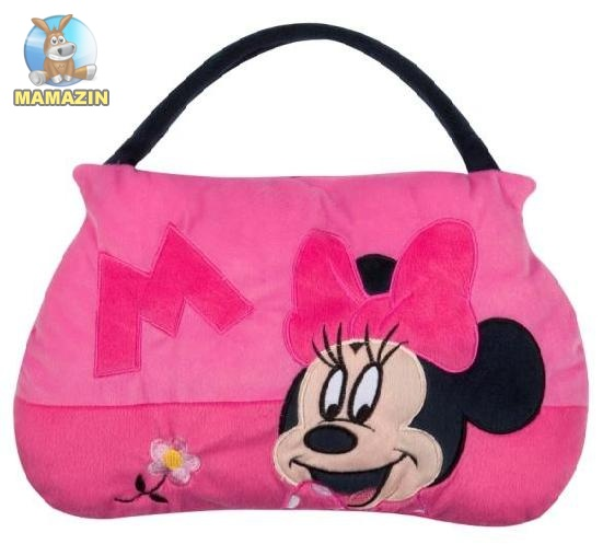 Подушка - сумка, 2 в 1