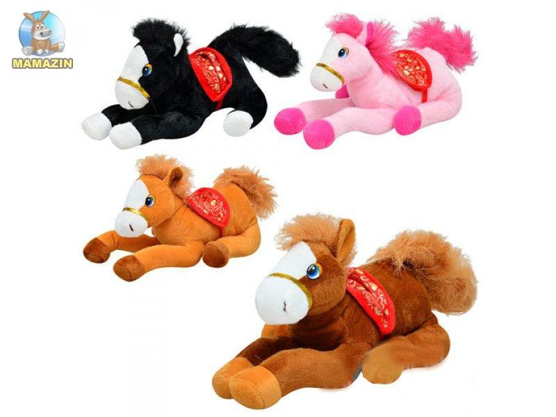 Лошадь , 4 цвета в ассортименте