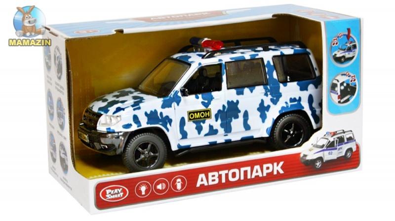 "Джип ""Автопарк"" спецотряд"
