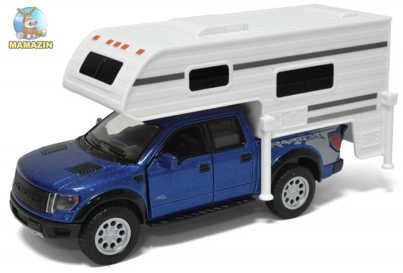 "Машина  ""Ford F-150 SVT Raptor SuperCrew"""