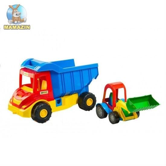 """Грузовик с трактором """"Mini truck"""""""
