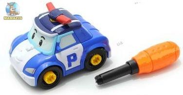 """Машинка с ответркой  """"Робокар Поли"""""""