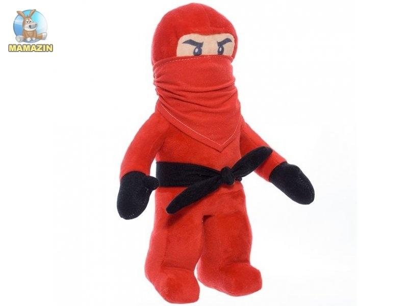 """Ниндзяго, """"Кай"""" (красный) мастер огня, 32см"""