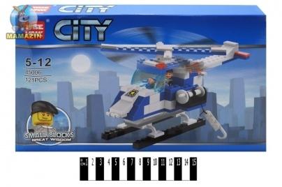 """Конструктор """"CITY"""" Вертолет"""
