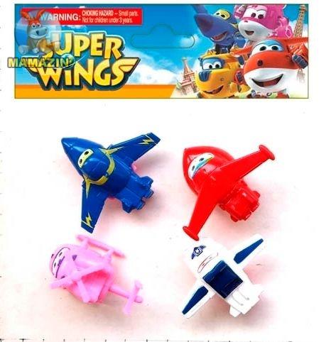 """Набор самолётиков """"Супер крылья"""""""