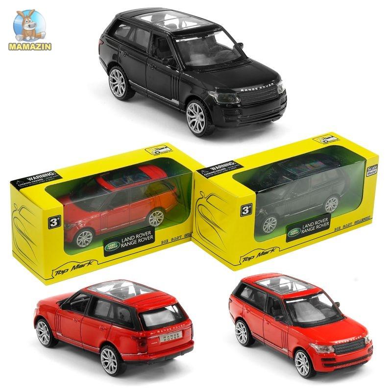Машинка метал-пластик Land Rover