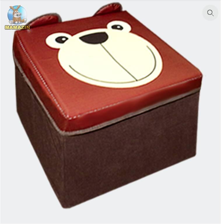 """Пуф детский """"Медведь"""""""