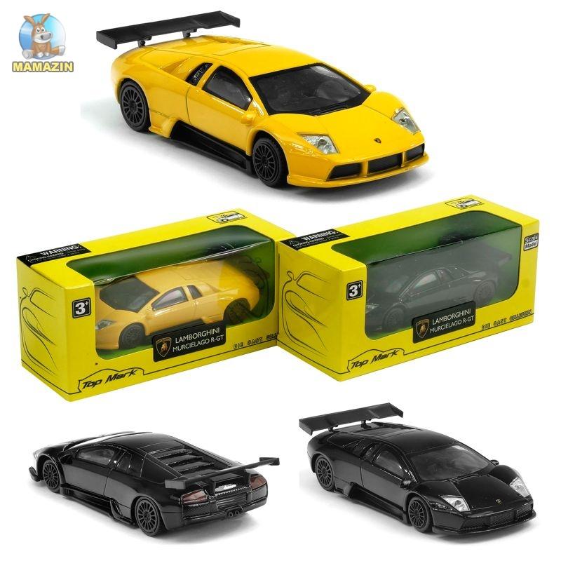 Машина метал-пластик Lamborghini Murcielago R-GT