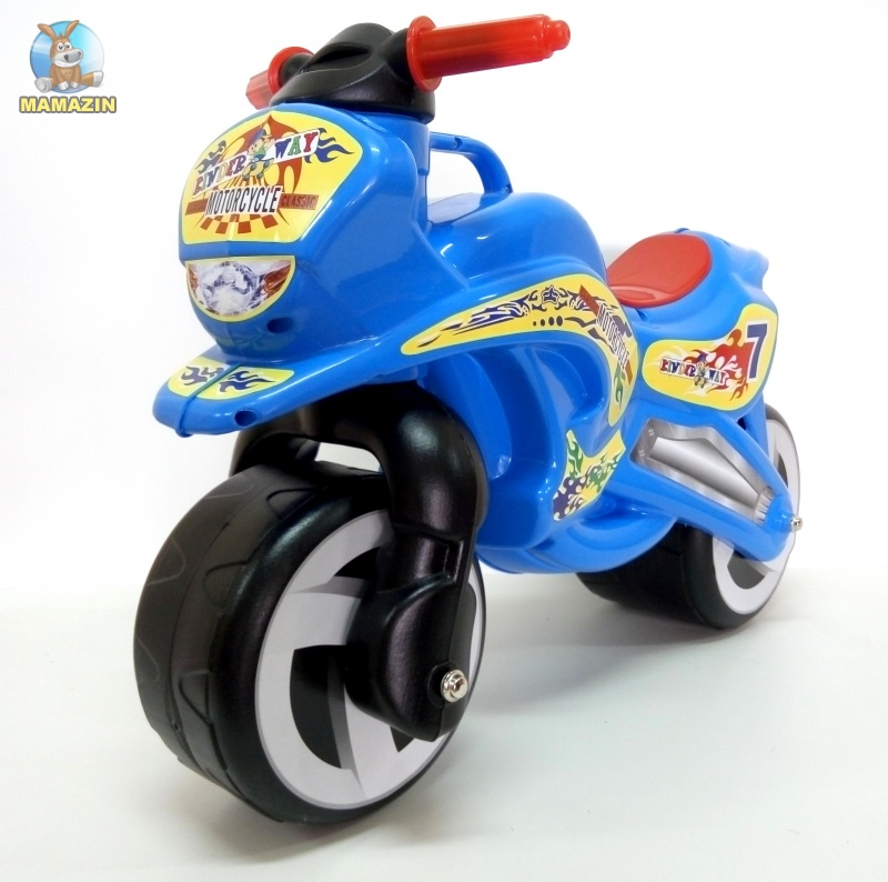 """Каталка """"Мотоцикл"""""""