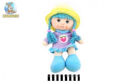 Кукла мягкая  с косами