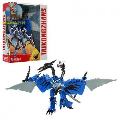 Трансформер робот- динозавр