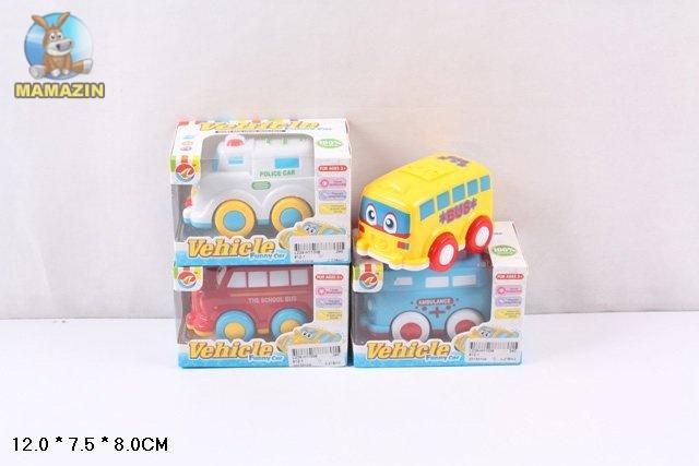 Автобус детский инерционный