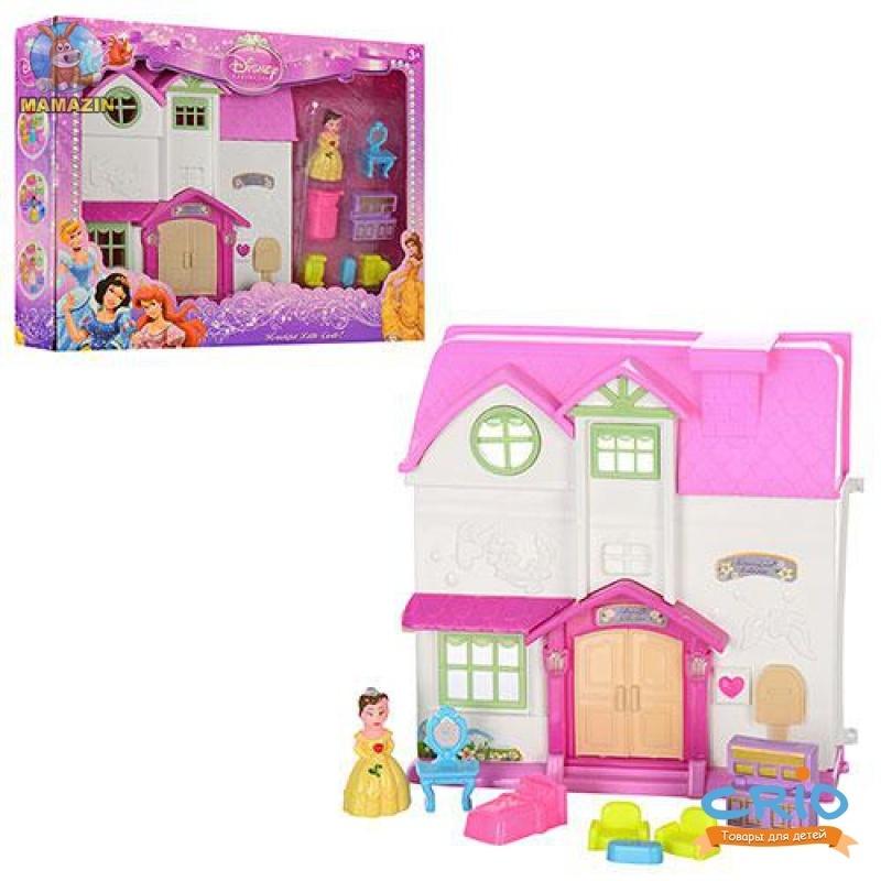 Домик для маленькой куколки