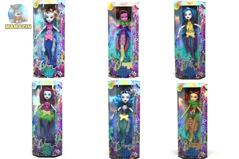 "Кукла ""Monster High"" русалка"