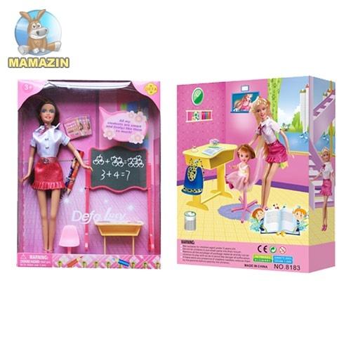 Кукла Lucy Школьная учительница