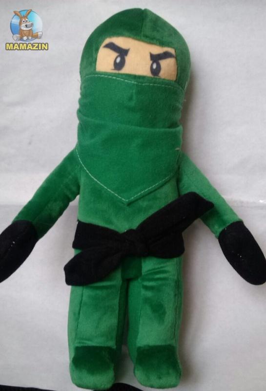 "Ниндзяго, ""Ллойд Гармадог"" (зеленый), 32см"