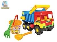 "Машинка ""Mini truck"" с набором для песка"