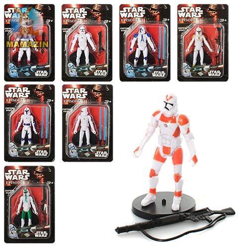 Супергерой Star Wars, подвижные руки и ноги