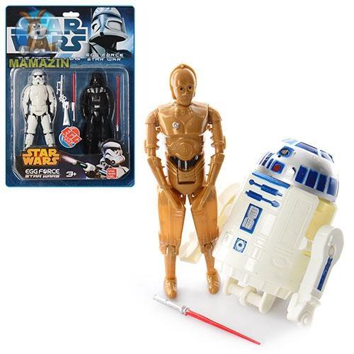 Фигурки Star Wars, подвижные руки и ноги
