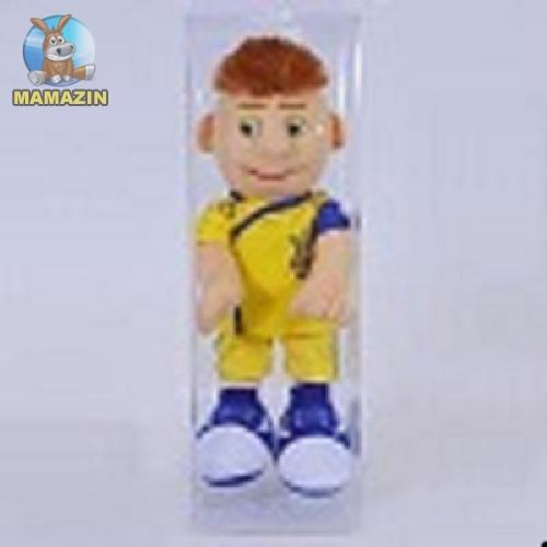 """Мягкая игрушка """"Мальчик футболист №3"""""""