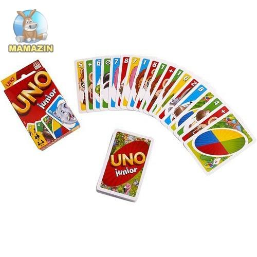 """Игра """"UNO"""" для самых маленьких"""