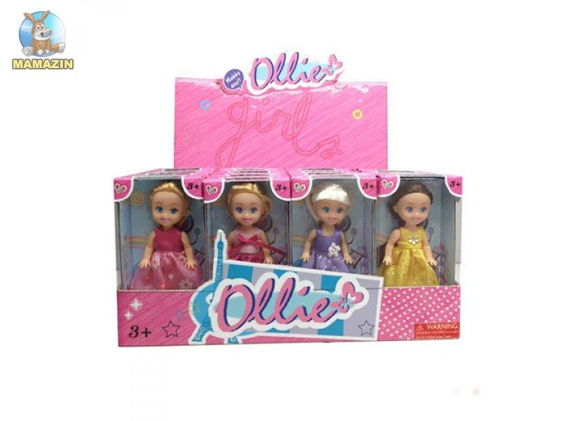 Кукла Ollie, в ассортименте 4 вида