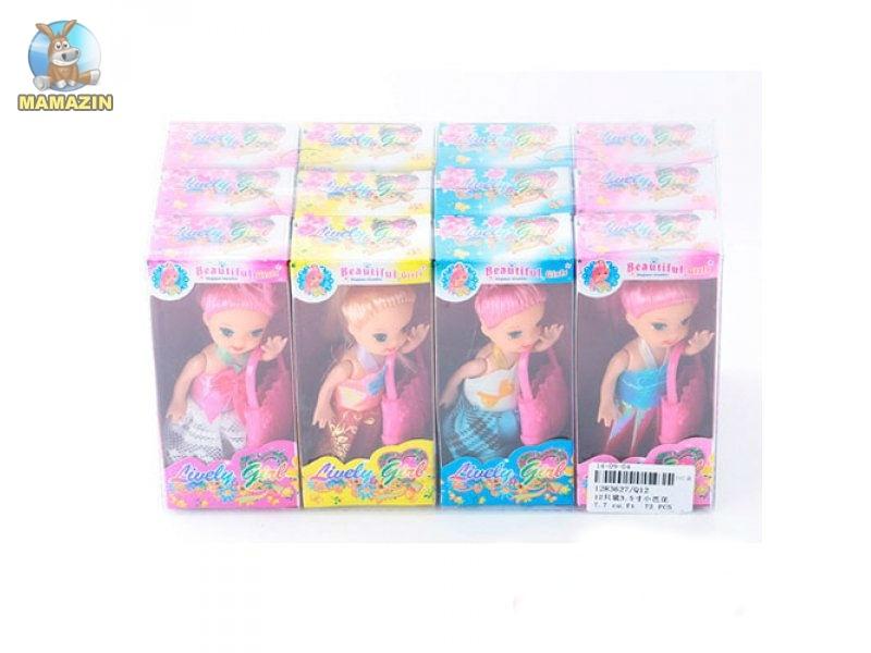 Кукла 10 см