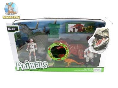 """Игровой набор """" Динозавры"""""""