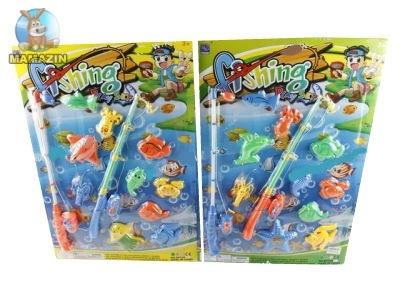 Рыбалка 10 рыбок