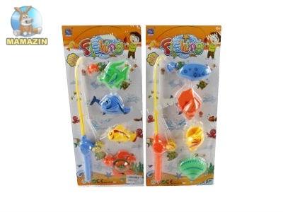 Рыбалка 4 рыбки