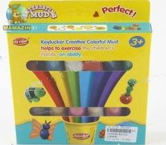 Набор цветного пластилина