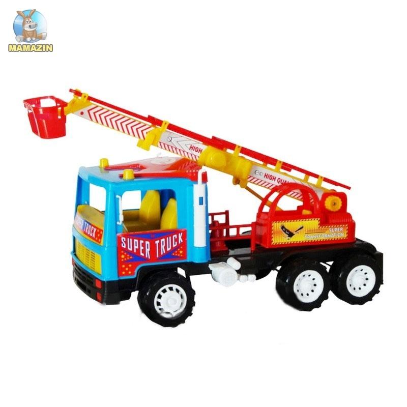 Пожарная машина Супер Трак