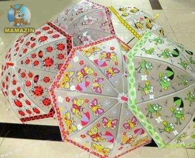 Зонтик матовый