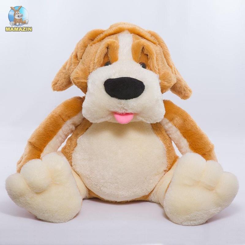 Мягкая игрушка Собака Варфоломей