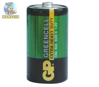 Батарейка GP 13S-S2 солевая R20