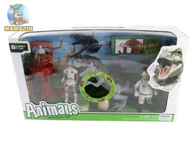 Игровой набор Динозавр