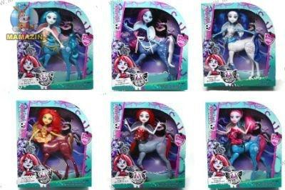 Кукла MONSTER GIRL 29см Fright Mares