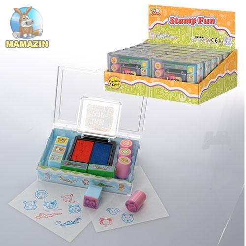 Печать детская (животные)