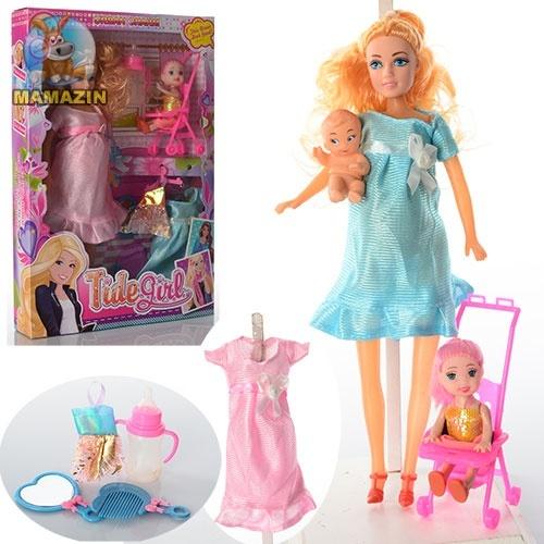 Кукла Мама с малышкой
