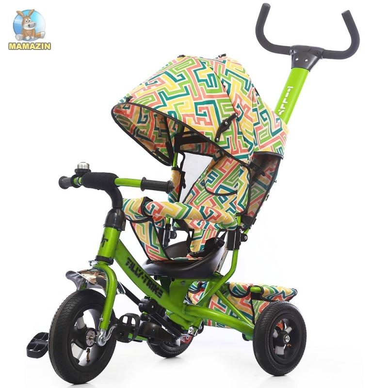"""Велосипед трехколесный """"TILLY Trike"""", зеленый"""