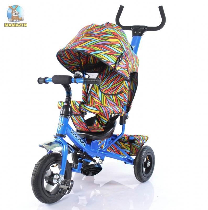 """Велосипед трехколесный """"TILLY Trike"""", голубой"""
