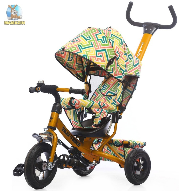 """Велосипед трехколесный """"TILLY Trike"""", оранжевый"""