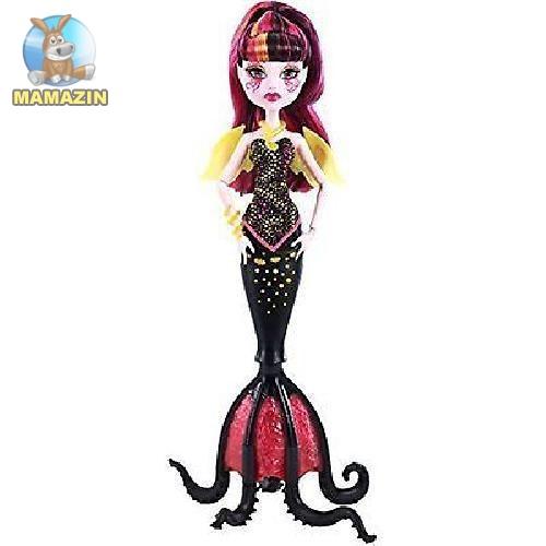 """Кукла Monster High """"Подружка-рыбка"""" из м/ф """"Большой Монстровый риф"""""""
