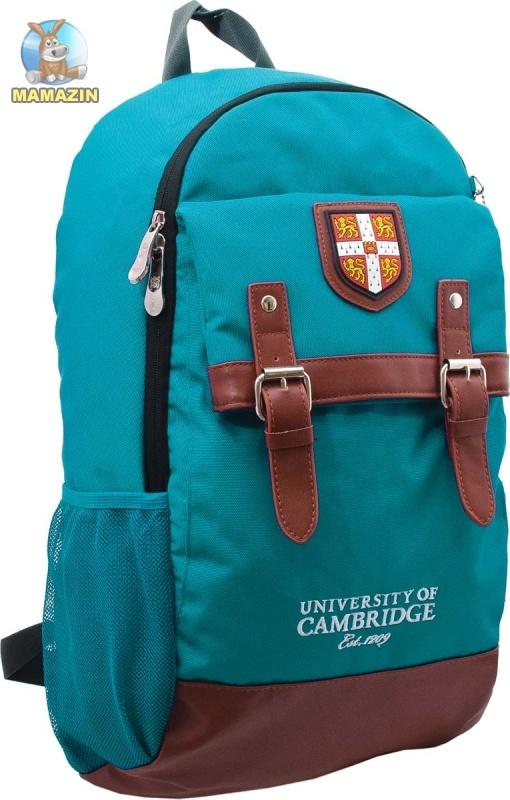 """Рюкзак подростковый """"Cambridge"""", бирюзовый"""