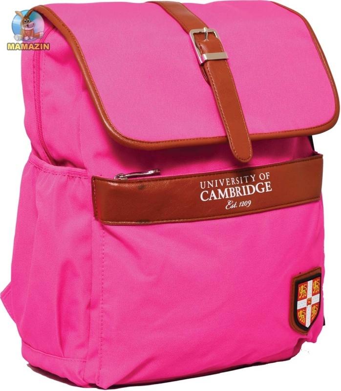 """Рюкзак подростковый Cambridge"""", розовый"""